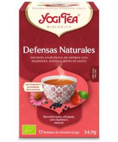 INFUSION DEFENSAS NATURALES...