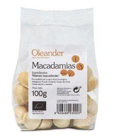 NUECES DE MACADAMIA 100G...