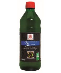 VINAGRE DE ARROZ 500ML CELNAT