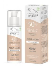 CREMA FACIAL COLOR MARFIL...