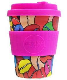 VASO COLOUR CAFE DE FIBRA...